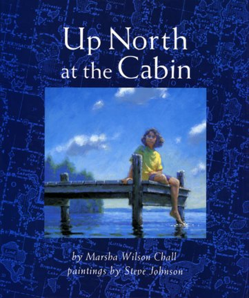 up north at the cabin cover image