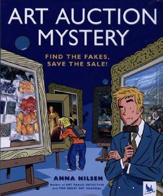 art auction mystery cover image