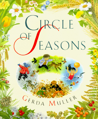 gerda muller the circle of seasons cover image