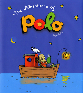 the adventures of polo cover image