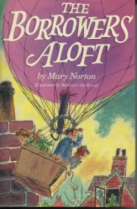 the borrowers aloft cover image