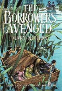 the borrowers avenged cover image