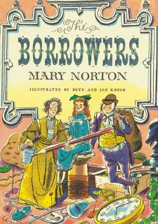 the borrowers cover image