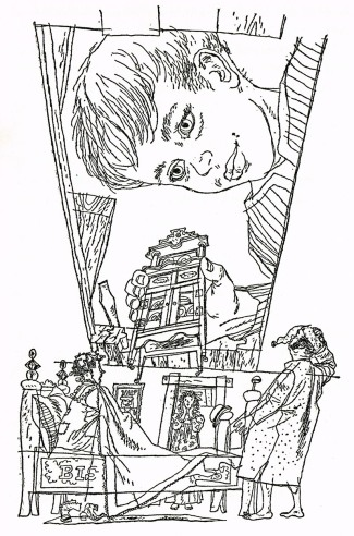 the borrowers illustration beth and joe krush