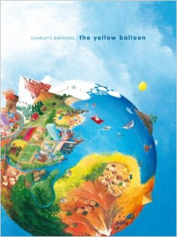the yellow balloon dematons cover image