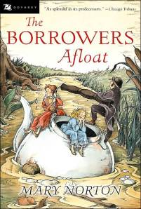 The_Borrowers_Afloat cover image