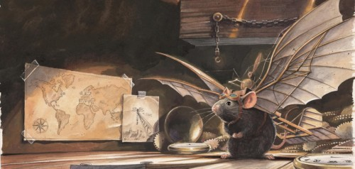 lindbergh the tale of a flying mouse2 torben kuhlmann