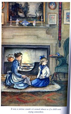 the secret garden illustration3 tasha tudor