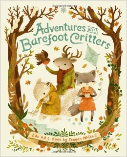 adventures with barefoot critters cover image
