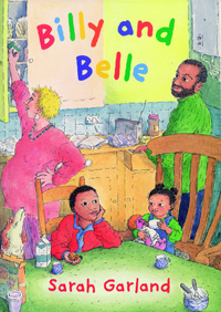 billy and belle cover image