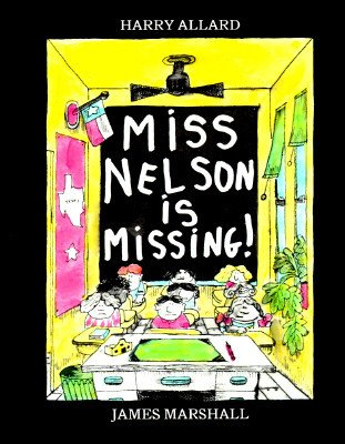 miss nelson is missing cover image