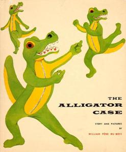 the alligator case cover image william pene du bois