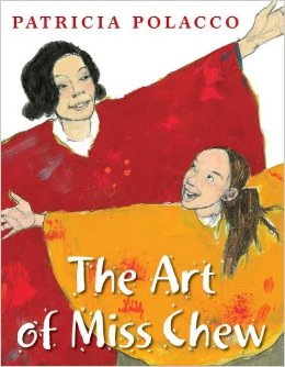 the art of miss chew cover image