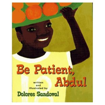 be patient abdul cover image