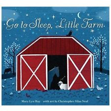 go to sleep little farm cover image