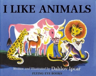 i like animals cover image dahlov ipcar