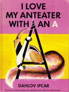 i love my anteater with an a cover image 001