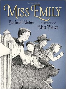 miss emily cover image muten and phelan