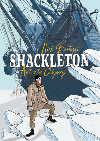 shackleton antarctic odyssey cover image