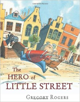 the hero of little street cover image