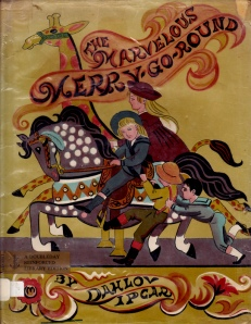 the marvelous merry go round cover image
