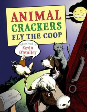 animal crackers fly the coop cover image
