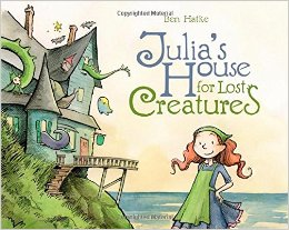 julia's house for lost creatures cover image