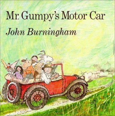 mr. gumpy's motor car cover image