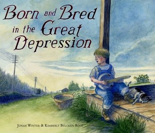 born and bred in the great depression cover image