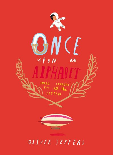 once upon an alphabet cover image jeffers