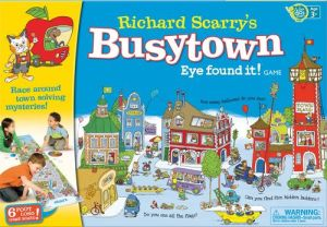 richard scarry busytown eye found it game