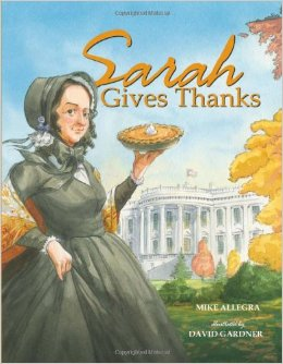 sarah gives thanks cover image