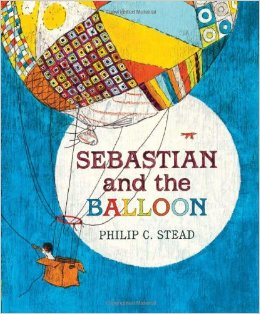 sebastian and the balloon cover image