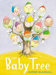 the baby tree sophie blackall cover image