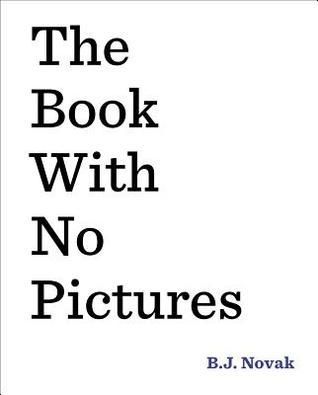 the book with no pictures cover image