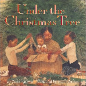 under the christmas tree cover image