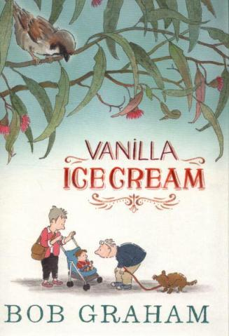 vanilla ice cream bob graham cover image
