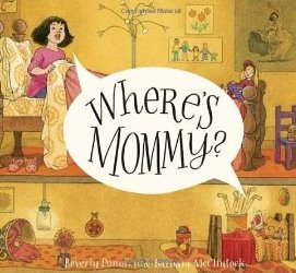 where's mommy cover image