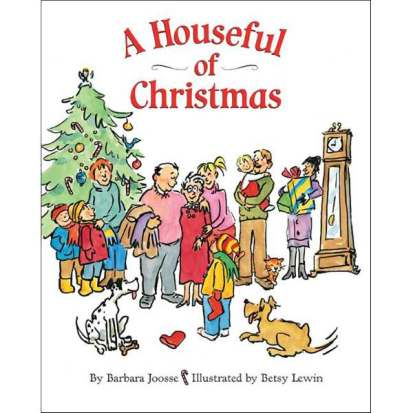a houseful of christmas cover image
