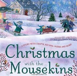 christmas with the mousekins cover image