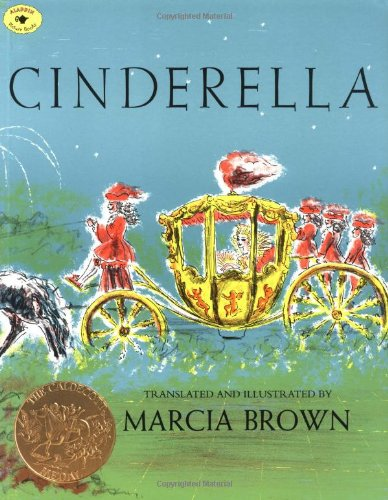cinderella marcia brown cover image
