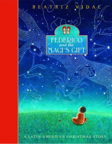 frederico and the magi's gift cover image