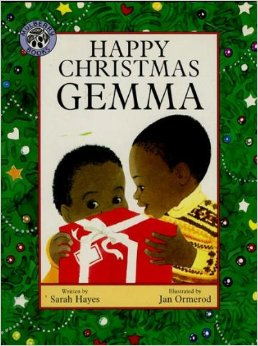 happy christmas gemma cover image