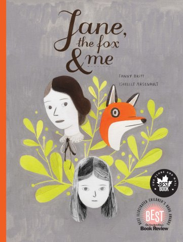 jane the fox and me cover image