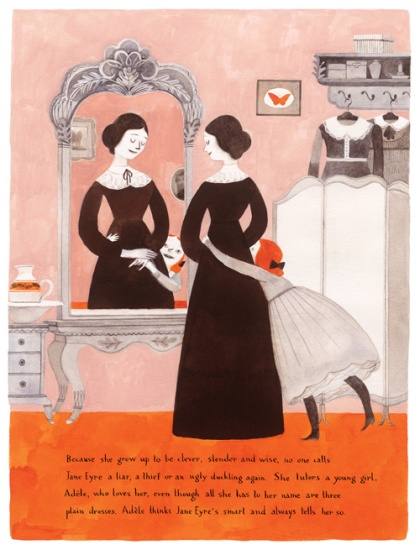 jane the fox and me fanny britt and isabelle arsenault
