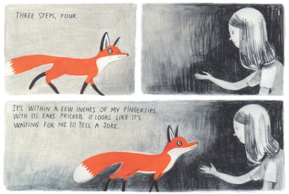 jane the fox and me fanny britt and isabelle arsenault3