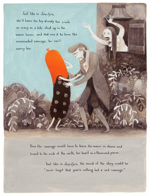 jane the fox and me fanny britt and isabelle arsenault4