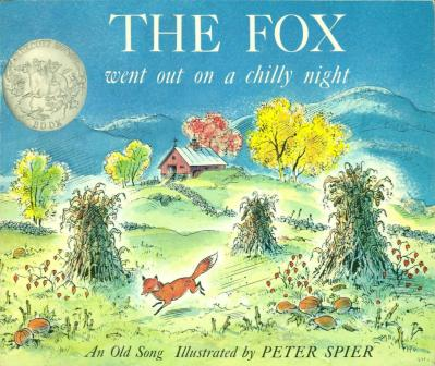 the fox went out on a chilly night cover image