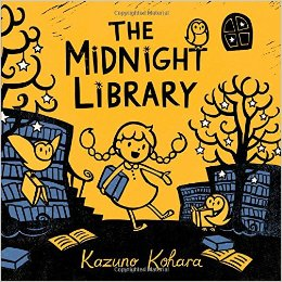the midnight library cover image