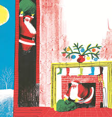 the night before christmas illustration3 roger duvoisin